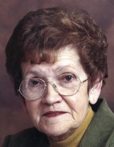 Réjeanne Lalonde (née Gauthier)