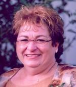 Avis de décès de Mme Louise Charlebois.
