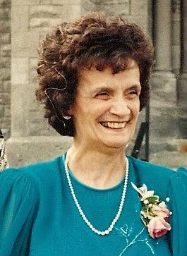 Jeannine Marcotte St-Denis