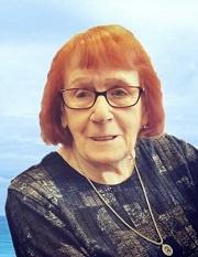 Yolande Larson (née Bureau)