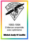 Michel Audy - Gouverneur 1993-1994